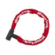 Masterlock 8391 Bike Lock 8 mm x 900 mm red
